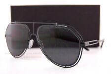 Brand New Dolce & Gabbana Sunglasses DG 2176 01/87 Black/Grey For Men Women