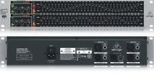 Behringer ULTRAGRAPH fbq3102hd 31-band stereo Graphic Equalizer-FBQ rilevamento