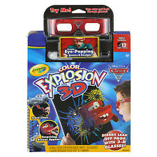 Cool Board Traditional Crayola Color Explosion Glow And