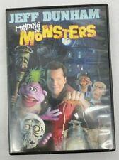 Jeff Dunham: Minding the Monsters (DVD, 2012)