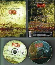NINE INCH NAILS - CLOSURE (EX1001) BRAZIL FACTORY PRESSING 2 DVD SET NTSC REG 0