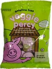 5 x Marks and Spencer M&S Vegetarian (Veggie) Percy Pig Sweets Party Gift Bags