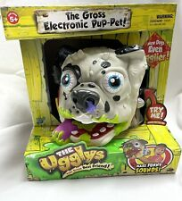 The Ugglys Gross Electronic Pup-pet Best Friend White FREE SHIPPING