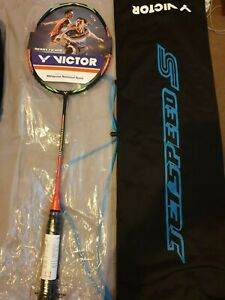 Victor Jetspeed 10 Badminton Racket 3UG5 (100%GENUINE)