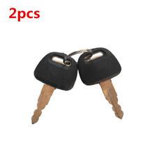 2PCS Newest style Heavy Equipment Keys For Hitachi  H800 ZAX Excavator
