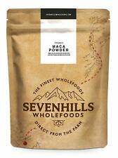 Maca Bio Poudre 1Kg Organic extrait Racine de Maca 100% Bio sevenhills wholefood