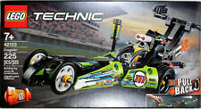 LEGO Technic ~ DRAGSTER CAR ~ (Set #42103) ~ New Release for 2020