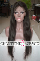 Human Hair Lace Front Wigs Brazilian Remy Natural Straight Real Human Hair Wigs