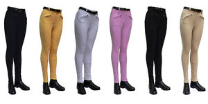 "Gallop Equestrian Ladies Classic Jodhpurs. Sizes 24""-40"". Best Selling value!"