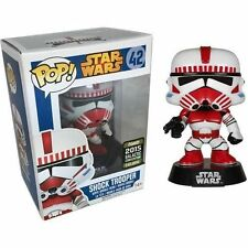 "Beschädigte Box GCE Exclusive Star Wars Shock Trooper 3.75"" Vinyl Pop Figur Funko"