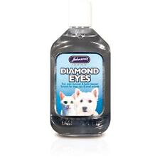 Johnsons Diamond Eyes Tear Stain Remover Facial Cleanser for Dogs and Cats 125ml