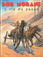 BOB MORANE N°11 : L'ÎLE DU PASSE / VERNES-FORTON / LEFRANCQ EO 1995 / TBE