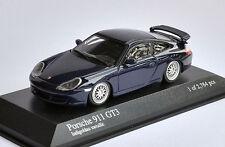Minichamps 1/43 Porsche 911 GT3 1999  Azul - Blue  430068009