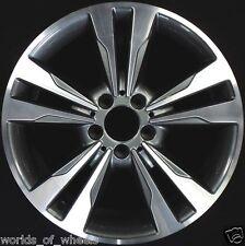 """Mercedes E-Class 2013 18"""" Machined Factory OEM Wheel Rim B 85397 U30"""