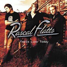 Feels Like Today by Rascal Flatts (CD, Sep-2004, Lyric Street)