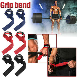 Fitness Pull With Dumbbells Silicone Non-slip Wear-resistant Hard Pull Strap