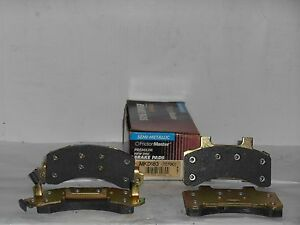 Friction Master MKD183 Disc Brake Pad - Premium Brake Pad, Front