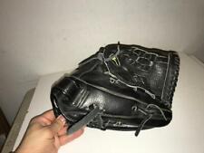 """Mizuno GFN 1256T 12.5"""" Baseball Softball Black Finch Glove RHT"""