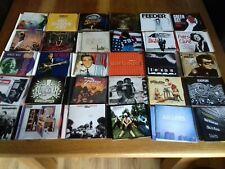 CD Bundle, Joblot, Collection of 30 , METAL, ROCK, BLUES, FOLK, COUNTRY