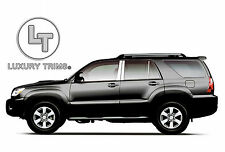 Toyota 4Runner Stainless Steel Chrome Pillar Posts by Luxury Trims 2003-2009 6pc