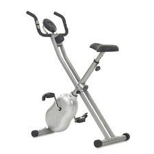 Heimtrainer X-Bike Fitnessbike Fitnessgerät, 8-stufiger Widerstand, faltbar