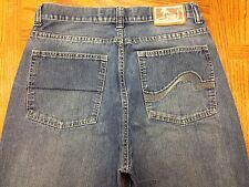 DRUNKNMUNKY RELAXED FIT JEANS HAND MEASURED SZ 32 x 32 Tag 32 x 34 EUC BEST T80