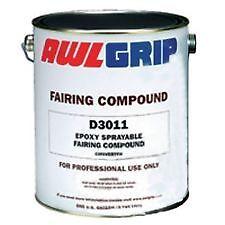 Awlgrip Spray Fairing Compound - Converter - Gallon D3011G