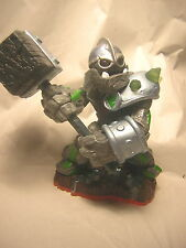 Skylanders Giants CRUSHER  nintendo WII xbox 360 PS3  swap-Force