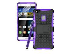 Fundas y carcasas Para Huawei P8 lite color principal morado para teléfonos móviles y PDAs Huawei