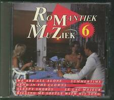 ROMANTIEK & MUZIEK V6 CD FUTURE SOUND ORCHESTRA KAJEM MIKE ASTOR JOHNNY PEARSON