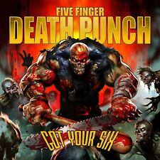 Five Finger Death Punch - Got Your Six (Deluxe) (NEW CD)