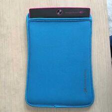 Neoprene Sleeve case for boogie board 8.5 jot Lcd board, Blue