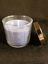 Bath And Body Works Slatkin & Co.   4 oz Candle - Blue Agave