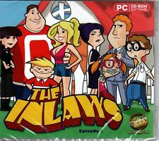 he Inlaws: Episode 1 (PC-CD, 2010) for Windows 7/Vista/XP - NEW in Jewel Case