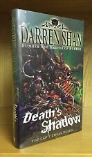Death's Shadow - Darren Shan **Signed & Dated UK 1st/1st** 2008