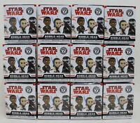 "JOB LOT 12 x BNIB FUNKO Star Wars The Last Jedi Mystery Minis 3"" Bobble-Head"