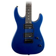 Jackson Dinky JS12 Metallic Blue Electric Guitar