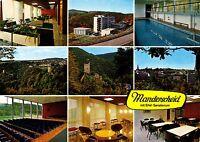 Manderscheid mit Eifel-Sanatorium , Ansichtskarte, gelaufen