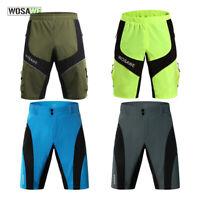 Men Cycling Shorts Cooling Sportswear Quick Dry MTB Baggy Short Pants Underpants