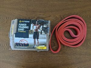 Gold's Gym Xtreme Power Training Band Heavy Resistance, Open Box Item