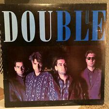 "DOUBLE - Blue (Captain Of Her Heart) - 12"" Vinyl Record LP - EX"