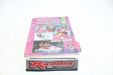 1993 seadoo gts/gtx parts catalog