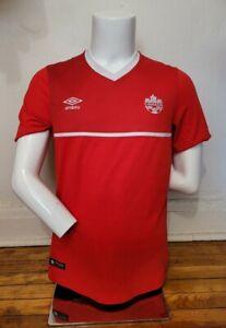 Umbro S 2014-16 Canada Home Soccer Football Jersey