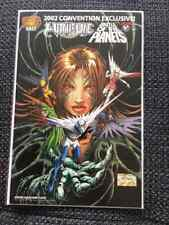 Battle of the Planets/Witchblade #1B Wizard World East 2002 Exclusive (2003) NM