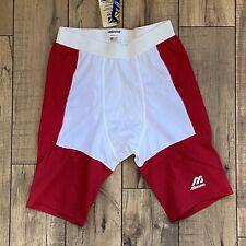 Vintage Mizuno Performance Baseball/Softball Padded Sliding Shorts Adult Medium