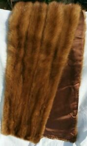 Vintage Mink Stole Wrap