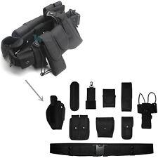 EMT Security Police SWAT Enforcement Equitment System Duty Nylon Belt Rig Gear