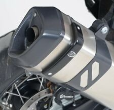 Honda CBR250R 2011 R&G Racing Exhaust Protector / Can Cover EP0014BK Black