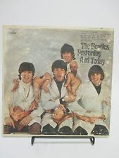 "MONO ""The Beatles Yesterday and Today""3rd State Peeled Butcher Cover T 2553 1966"