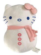 Sanrio Let It Snow Hello Kitty Plush Throw Pillow - Loot Crate Exclusive